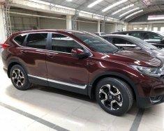 Honda Ô Tô Giải Phóng bán ngay xe Honda CRV 1.5l 2018 màu đỏ, L/H: Mr. Thành 0948394416 giá 1 tỷ 73 tr tại Hà Nội