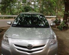 Cần bán Toyota Vios 1.5 MT đời 2009, màu bạc giá 252 triệu tại Tuyên Quang