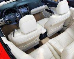 Bán Lexus IS 250C năm 2011, màu đỏ, nhập khẩu số tự động giá 1 tỷ 460 tr tại Tp.HCM