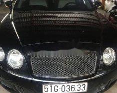Cần bán lại xe Bentley Continental sản xuất năm 2009, màu đen, nhập khẩu giá 3 tỷ 300 tr tại Tp.HCM