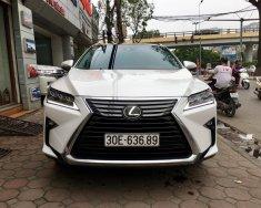 Cần bán xe Lexus RX 350 đời 2016, màu trắng, nhập khẩu Mỹ, full kịch options LH: 0982.84.2838 giá 3 tỷ 750 tr tại Hà Nội