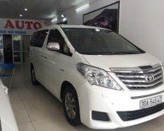 Bán Toyota Alphard Limited năm sản xuất 2014, màu trắng, nhập khẩu nguyên chiếc giá 2 tỷ 980 tr tại Hà Nội