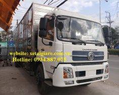 Bán xe tải Dongfeng 6T7 - Dongfeng 6.7 tấn, thùng dài 9.3m nhập khẩu giá 715 triệu tại Tp.HCM