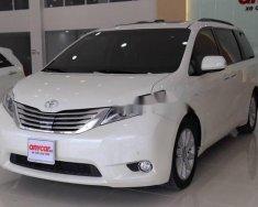 Bán Toyota Sienna năm 2015, màu trắng, nhập khẩu chính chủ giá 3 tỷ 250 tr tại Tp.HCM