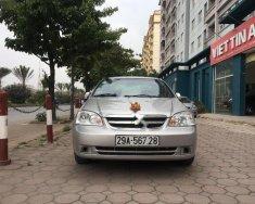 Bán Chevrolet Lacetti EX đời 2011, màu bạc, zin nguyên giá 280 triệu tại Hà Nội