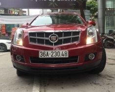 Bán xe Cadillac SRX 3.0AT đời 2010, màu đỏ, nhập khẩu   giá 1 tỷ 280 tr tại Hà Nội