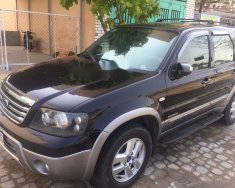 Cần bán Ford Escape đời 2008, màu đen giá 330 triệu tại Đà Nẵng