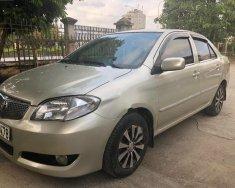 Bán Toyota Vios đời 2007, màu bạc giá 205 triệu tại Ninh Bình