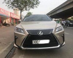 Bán Lexus RX200T sản xuất 2016, cá nhân chính chủ, xe đẹp giá 3 tỷ 50 tr tại Hà Nội