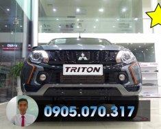 Bán xe phiên bản mới Triton MIVEC Athlete 1 cầu màu xám tại Đà Nẵng, L/H: 0905.070.317 giá 745 triệu tại Đà Nẵng