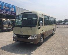 Bán xe khách 29 chỗ Đồng Vàng thân dài 2017, xe giao luôn, hồ sơ giao ngay, giá bán cạnh tranh hấp dẫn nhất thị trường giá 1 tỷ 310 tr tại Hà Nội