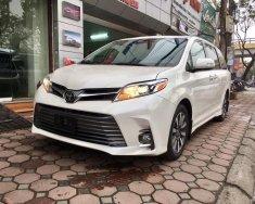 Cần bán xe Toyota Sienna Limited sản xuất 2019, màu trắng, xe nhập Mỹ giá tốt, LH 0905.098888 - 0982.84.2838 giá 4 tỷ 380 tr tại Tp.HCM