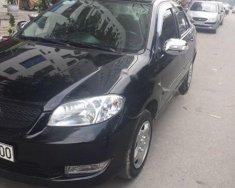 Cần bán gấp Toyota Vios 1.5 MT 2004, màu đen, giá 148tr giá 148 triệu tại Phú Thọ