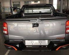 Cần bán xe Mitsubishi Triton sản xuất 2018, màu xám, nhập khẩu giá 745 triệu tại Đồng Nai