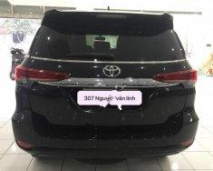 Bán Toyota Fortuner 2.7V 4x2 AT đời 2017, màu đen, nhập khẩu nguyên chiếc chính chủ giá 1 tỷ 250 tr tại Hải Phòng