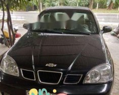 Bán Chevrolet Lacetti năm 2005, màu đen, giá tốt giá 165 triệu tại Hà Tĩnh