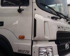 Bán xe Ben Hyundai HD270, 2016, màu trắng giá 1 tỷ 780 tr tại Tp.HCM