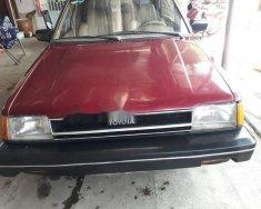 Cần bán xe Toyota Tercel 1995, màu đỏ, nhập khẩu xe gia đình giá 55 triệu tại Vĩnh Long