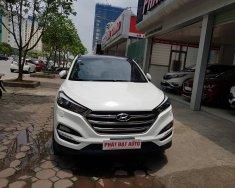 Cần bán lại xe Hyundai Tucson 2.0 đời 2016, màu trắng, nhập khẩu nguyên chiếc giá 915 triệu tại Hà Nội