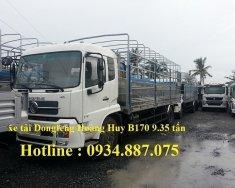 Bán xe tải Dongfeng B170 9.35 tấn Hoàng Huy nhập khẩu giá 700 triệu tại Tp.HCM