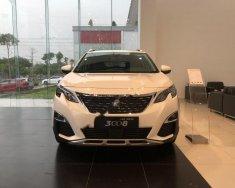 Bán ô tô Peugeot 3008 1.6 AT sản xuất năm 2018, màu trắng giá 1 tỷ 199 tr tại Tp.HCM