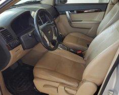 Bán Chevrolet Captiva LTZ 2.4AT màu ghi bạc, sản xuất 2011 biển Sài Gòn giá 456 triệu tại Tp.HCM