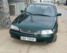 Cần bán lại xe Toyota Corolla 1.3 sản xuất 2000 chính chủ, màu xanh, giá tốt giá 140 triệu tại Lâm Đồng