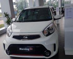 Bán xe Kia Morning SI màu trắng tại Đồng Nai, giá 345tr ngân hàng hỗ trợ đến 80%. Lấy xe chỉ từ 120tr giá 345 triệu tại Đồng Nai