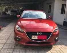 Bán Mazda 3 năm 2016, màu đỏ, giá chỉ 635 triệu giá 635 triệu tại Bình Dương