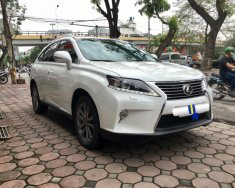 Bán ô tô Lexus RX 350 sản xuất năm 2015, màu trắng nội thất kem giá 2 tỷ 730 tr tại Hà Nội