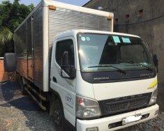 Xe tải cũ Fuso đời 2015 đăng ký 2016 tải trọng 4t3 thùng dài 5m7 giá 560 triệu tại Tp.HCM