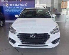 Bán Hyundai Accent 1.4 MT sản xuất 2018, màu trắng giá 470 triệu tại Quảng Ngãi