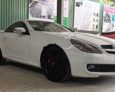 Bán Mercedes SLK 350 đời 2009, màu trắng, xe nhập  giá 880 triệu tại Tp.HCM