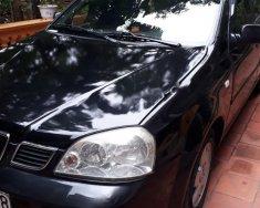 Cần bán lại xe Daewoo Lacetti EX 1.6 MT đời 2005, màu đen   giá 135 triệu tại Phú Thọ