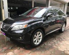 Cần bán gấp Lexus RX 350 sản xuất năm 2009, màu đen, nhập khẩu nguyên chiếc giá 1 tỷ 550 tr tại Hà Nội