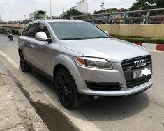 Cần bán xe Audi Q7 3.6 sản xuất năm 2007, màu bạc, xe nhập, giá 665tr giá 665 triệu tại Hà Nội