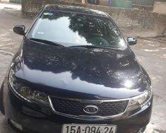 Cần bán lại xe Kia Forte SX 1.6 AT năm sản xuất 2012, màu đen giá 432 triệu tại Quảng Ninh