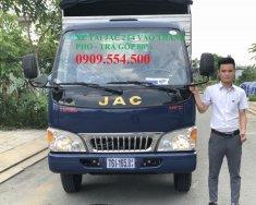 Đại lý chuyên bán xe tải Jac 2t4 vào thành phố, trả góp 80% giá trị xe giá 298 triệu tại Đồng Nai