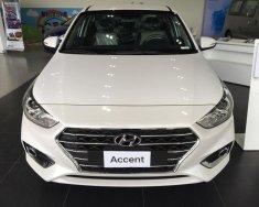 Siêu phẩm Hyundai Accent 2018, màu trắng giá 435 triệu tại Tp.HCM