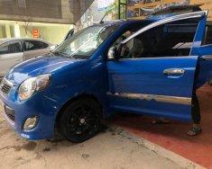Cần bán lại xe Kia Morning SX đời 2011, màu xanh lam giá 202 triệu tại Thái Nguyên