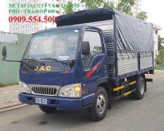 Bán gấp xe tải Jac 2,4 tấn, chỉ cần trả trước 50tr nhận xe, tặng trước bạ giá 298 triệu tại Đồng Nai