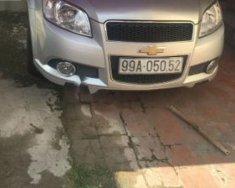 Cần bán gấp Chevrolet Aveo LT 1.5 MT năm 2013, màu bạc giá 268 triệu tại Bắc Ninh