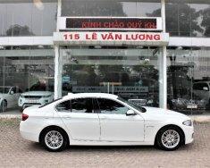 Bán BMW 5 Series 520i sản xuất năm 2015, màu trắng, nhập khẩu giá 1 tỷ 680 tr tại Hà Nội