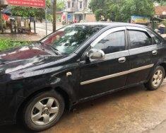 Cần bán lại xe Daewoo Lacetti EX 1.6 MT 2004, màu đen giá 136 triệu tại Phú Thọ