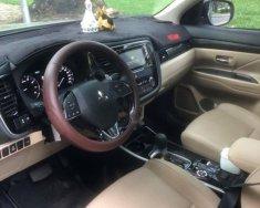 Bán Mitsubishi Outlander 2.4 CVT Premium 2018, màu nâu giá 1 tỷ 150 tr tại Hà Nội