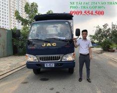 CÔNG TY BÁN XE TẢI JAC 2T4 GIÁ CHỈ 295TR, TRẢ TRƯỚC 60TR GIAO XE giá 295 triệu tại Đồng Nai