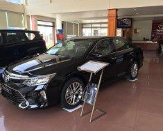 Bán xe Toyota Camry 2.5Q năm 2018, màu đen giá 1 tỷ 247 tr tại Hải Phòng