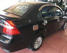 Cần bán Daewoo Gentra đời 2009, màu đen xe gia đình, giá 195tr giá 195 triệu tại Gia Lai