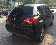 Bán Suzuki Vitara 1.6 AT đời 2016, màu đen, xe nhập   giá 695 triệu tại Hà Nội