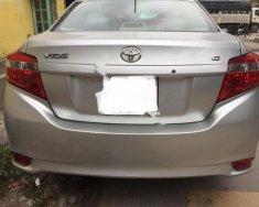 Cần bán lại xe Toyota Vios E năm 2014, màu bạc chính chủ, giá 420tr giá 420 triệu tại Quảng Ninh
